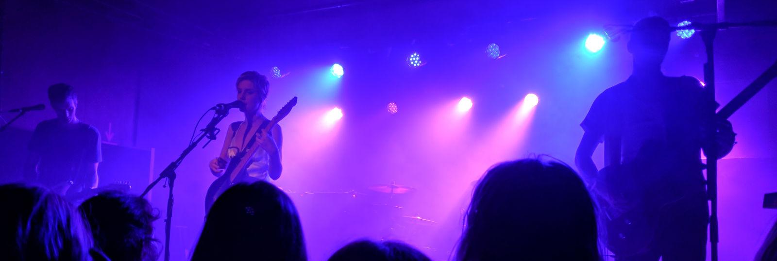 Wolf Alice, live 2018.01.19 in Lille Vega, Copenhagen